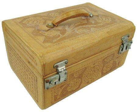 Vintage Leather Case