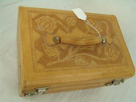 Vintage Leather Case - 2
