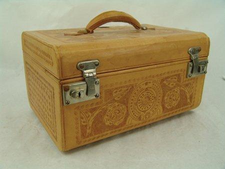 Vintage Leather Case - 3