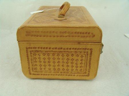 Vintage Leather Case - 4