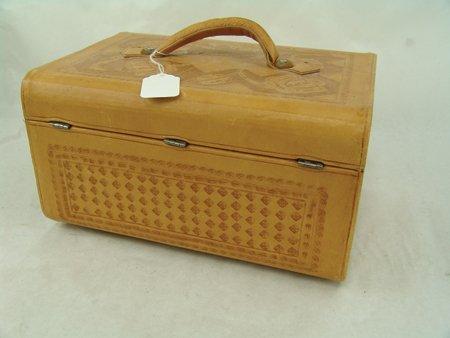Vintage Leather Case - 5