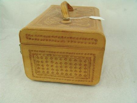 Vintage Leather Case - 6