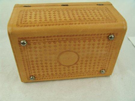 Vintage Leather Case - 7