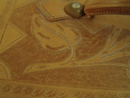 Vintage Leather Case - 8