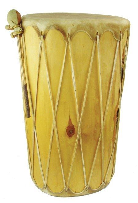 Taos Log Drum