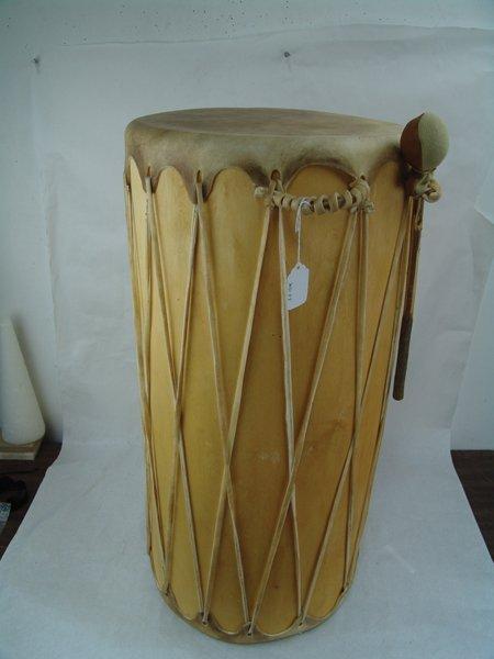 Taos Log Drum - 6