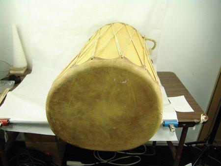 Taos Log Drum - 7