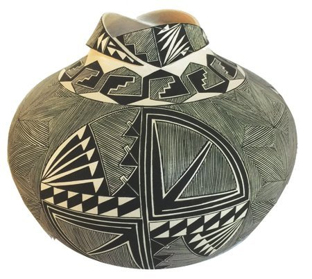 Acoma Jar - Shawna Garcia Rustin