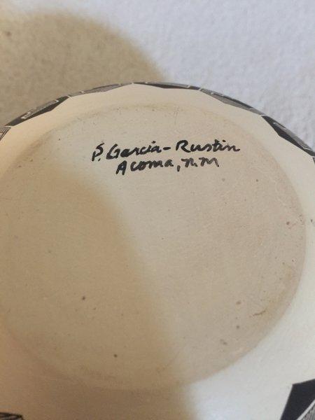 Acoma Jar - Shawna Garcia Rustin - 3