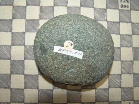 Gun Case w/11 Stone Artifacts - 8