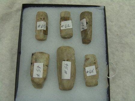 6 Mixtec Amulets - 4