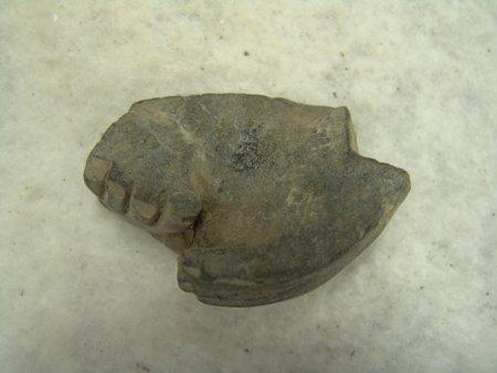 3 Mayan Pottery Figures - 7