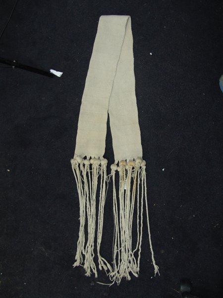 Hopi Rain Sash - 2