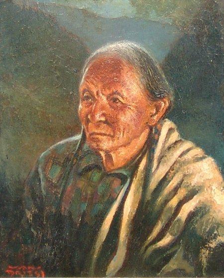 Dirk Van Driest (1889-1989)