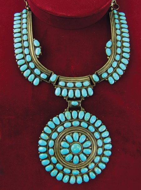 Navajo Necklace - Juliana Williams