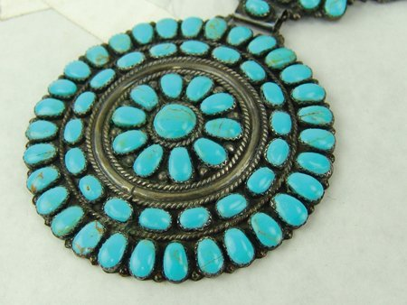 Navajo Necklace - Juliana Williams - 6