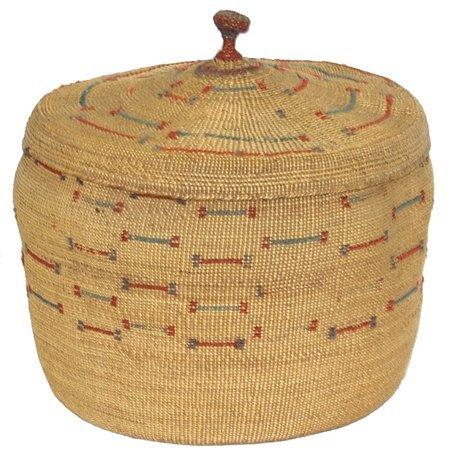 Attu Basket