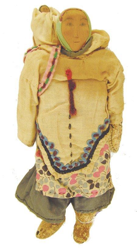 Inuit Doll