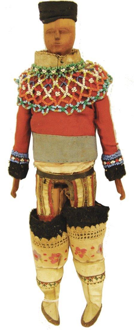 Greenland Eskimo Doll