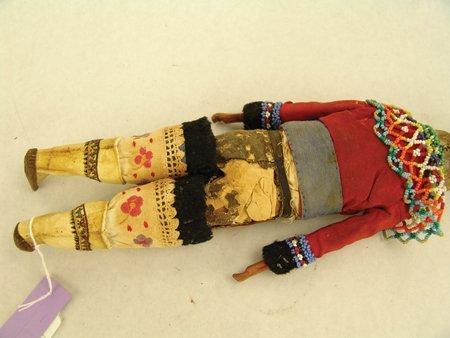 Greenland Eskimo Doll - 8