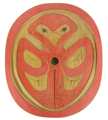 Salish Spindle Whorl Carving - Peter Charlie