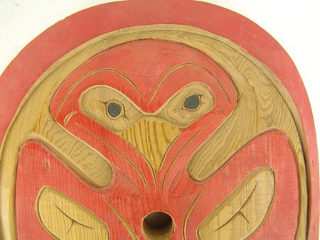 Salish Spindle Whorl Carving - Peter Charlie - 6
