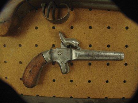 Antique Pistol Display - 5