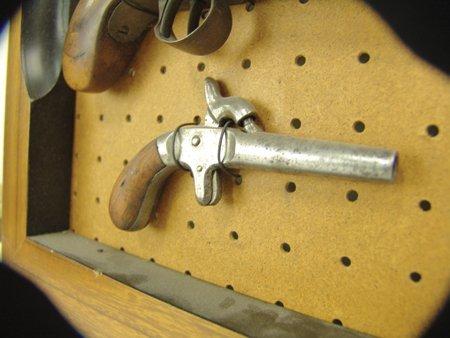 Antique Pistol Display - 6