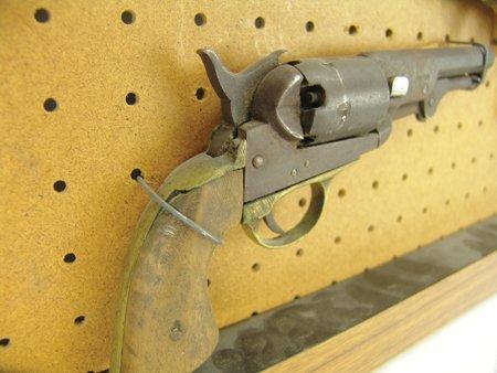 Antique Pistol Display - 9