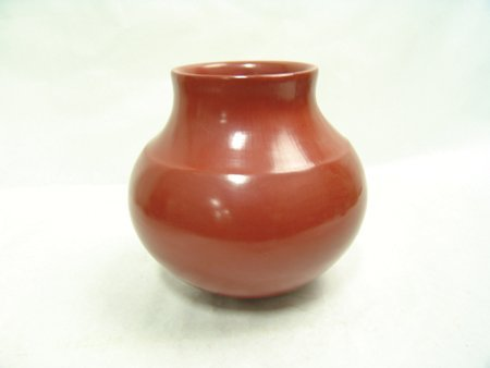 Santa Clara Pottery - Virginia Garcia - 4