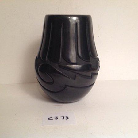 Santa Clara Pottery - Mary Talache - 2