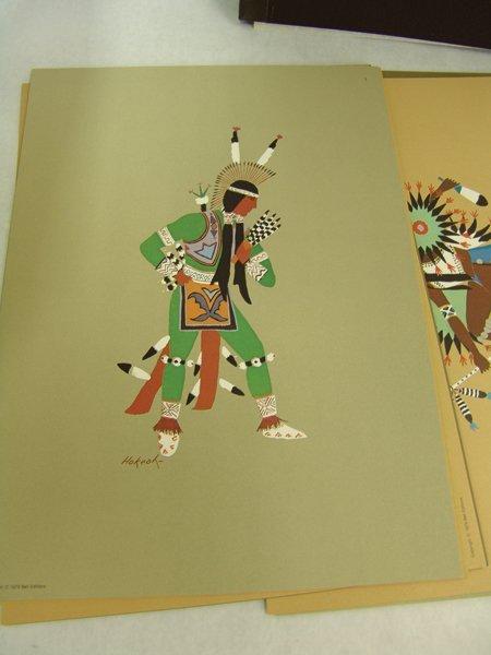 "Complete ""Kiowa Indian Art"" Portfolio (Kiowa 5) - 6"