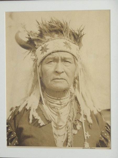 Vintage Photograph - Otto M. Jones (1886-1941) - 3
