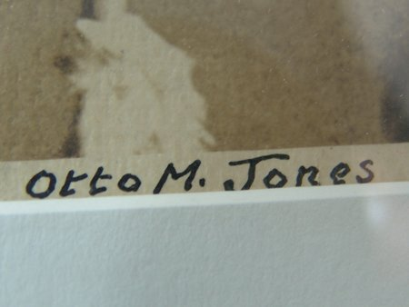 Vintage Photograph - Otto M. Jones (1886-1941) - 5