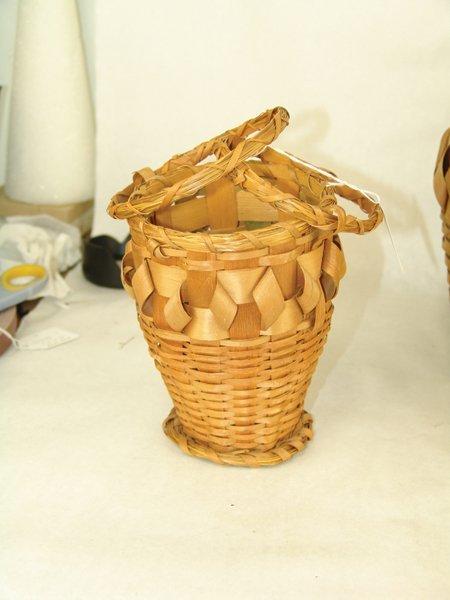 3 Cherokee Baskets - 4