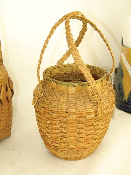 3 Cherokee Baskets - 6