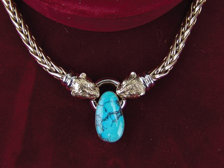 Heavy Gold Necklace - 3