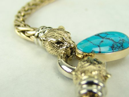 Heavy Gold Necklace - 6