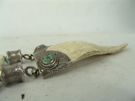 Antique Naga Necklace - 9