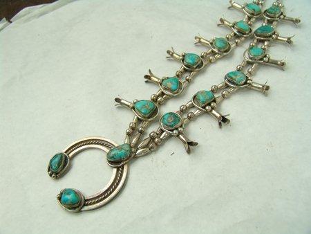 Navajo Necklace - 7