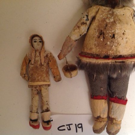 2 Alaskan Dolls - 2