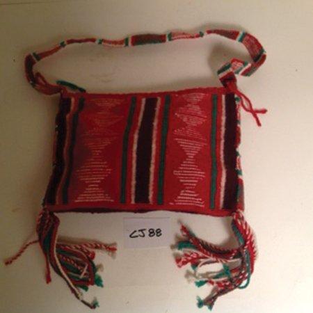 Navajo Wool Bag - 2