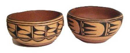 2 Santo Domingo Bowls