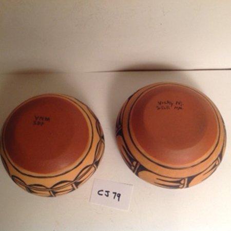 2 Santo Domingo Bowls - 2