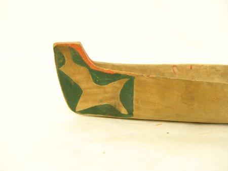 Makah Model Canoe - 4
