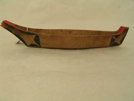 Makah Model Canoe - 5