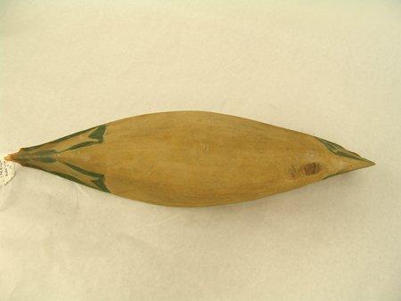 Makah Model Canoe - 6