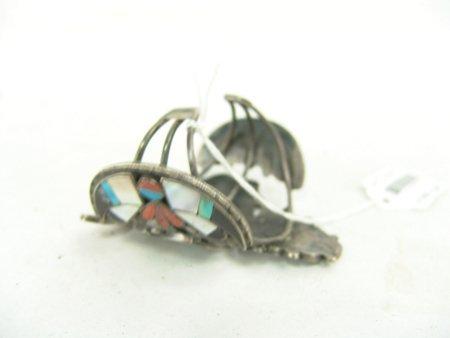 Zuni Inlay Bracelet - 4