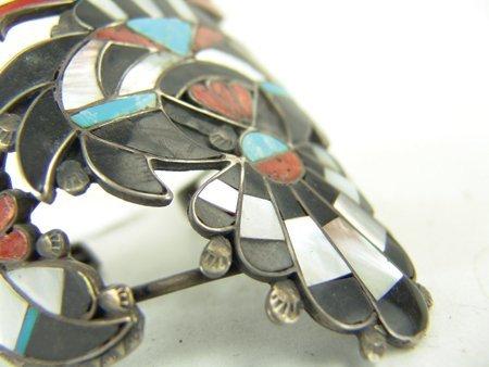 Zuni Inlay Bracelet - 8