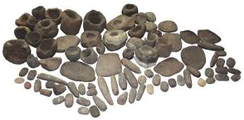Historic Stone Artifact Collection